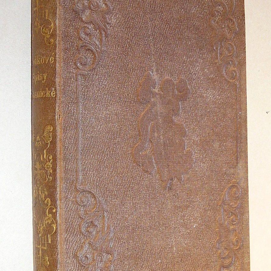 Andrej Sládkovič: Spisy Básnické z r.1861