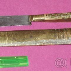 balkánsky nôž - bicak