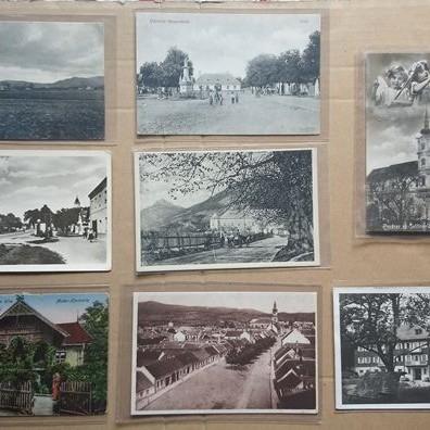 Historické pohľadnice