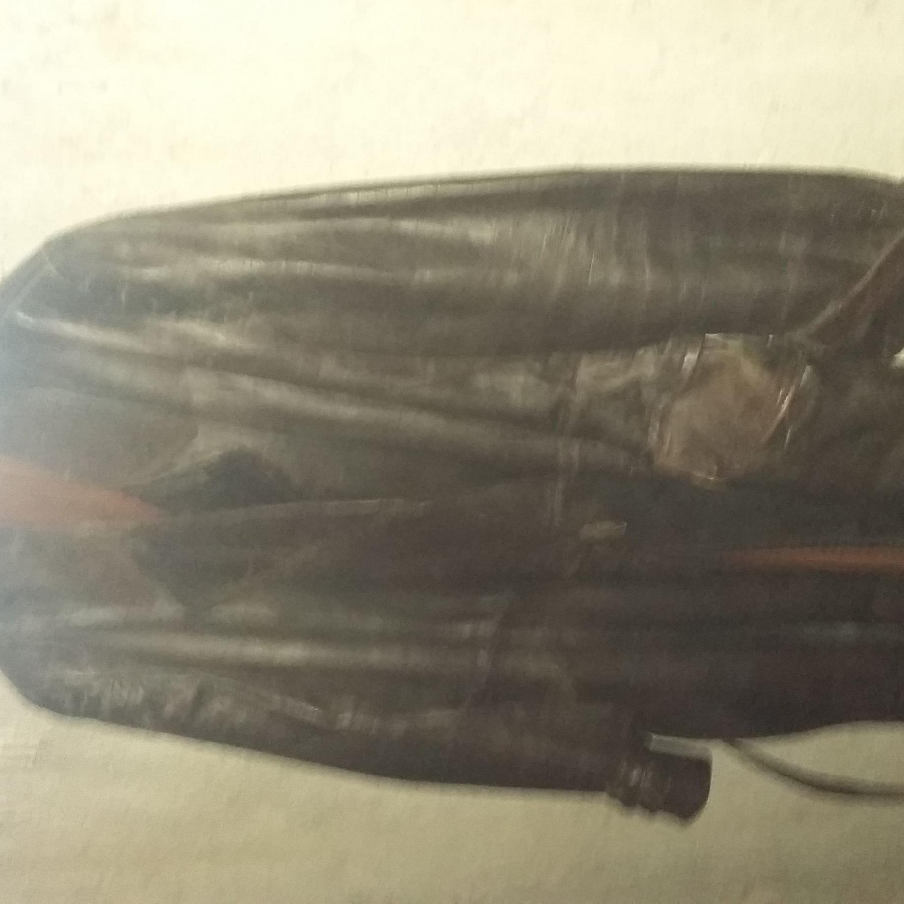 Hnedy kozeny kabat obdobie 2.sv.vojna
