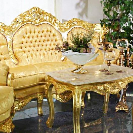Krásna baroková sedacia zostava