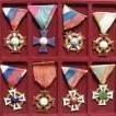 Kúpim staré hasičské vyznamenania a odznaky, slovenské, české, zbierky, pozostalosti, cena dohodou.