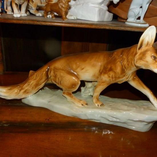 Líška Royal dux