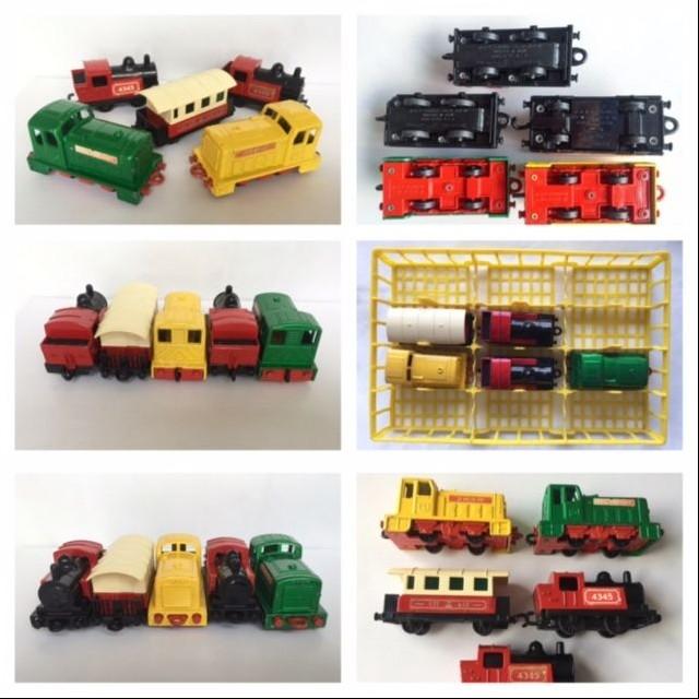 Matchbox Modely Parné Lokomotívy Vlaky