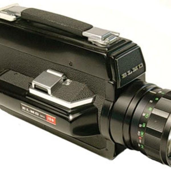 Predám kameru ELMO SUPER 106 a premietačku MEOLUX 2