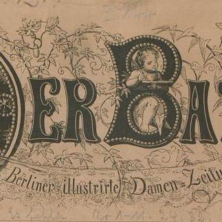Predám módne časopisy 1872 - 1922