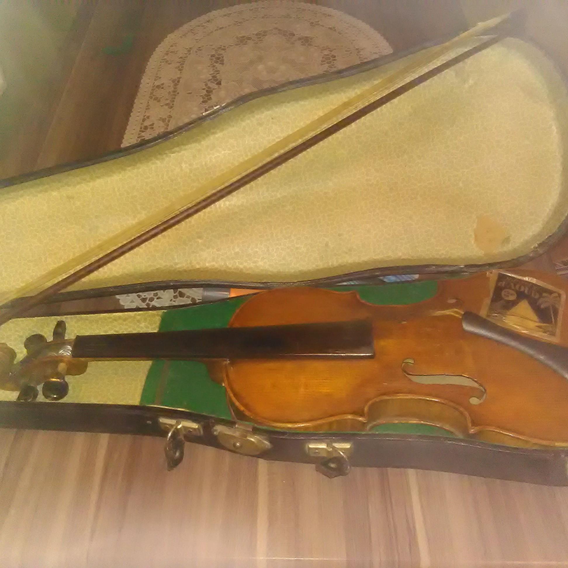 Predám veľmi staré husle