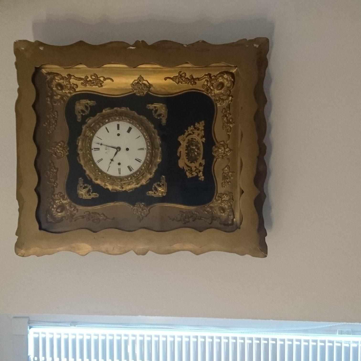 Rámové hodiny