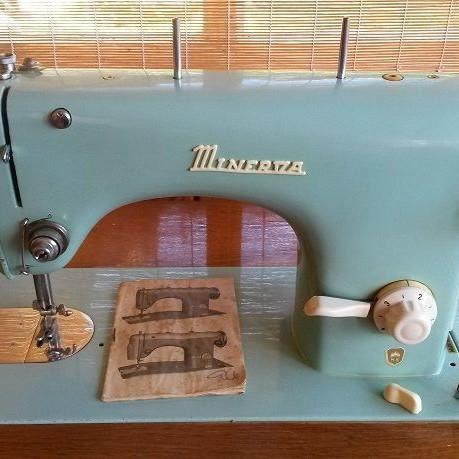Šijací stroj Minerva