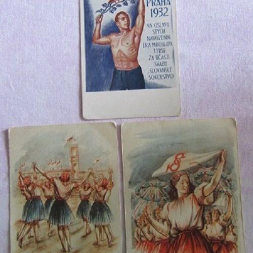 Staré pohľadnice