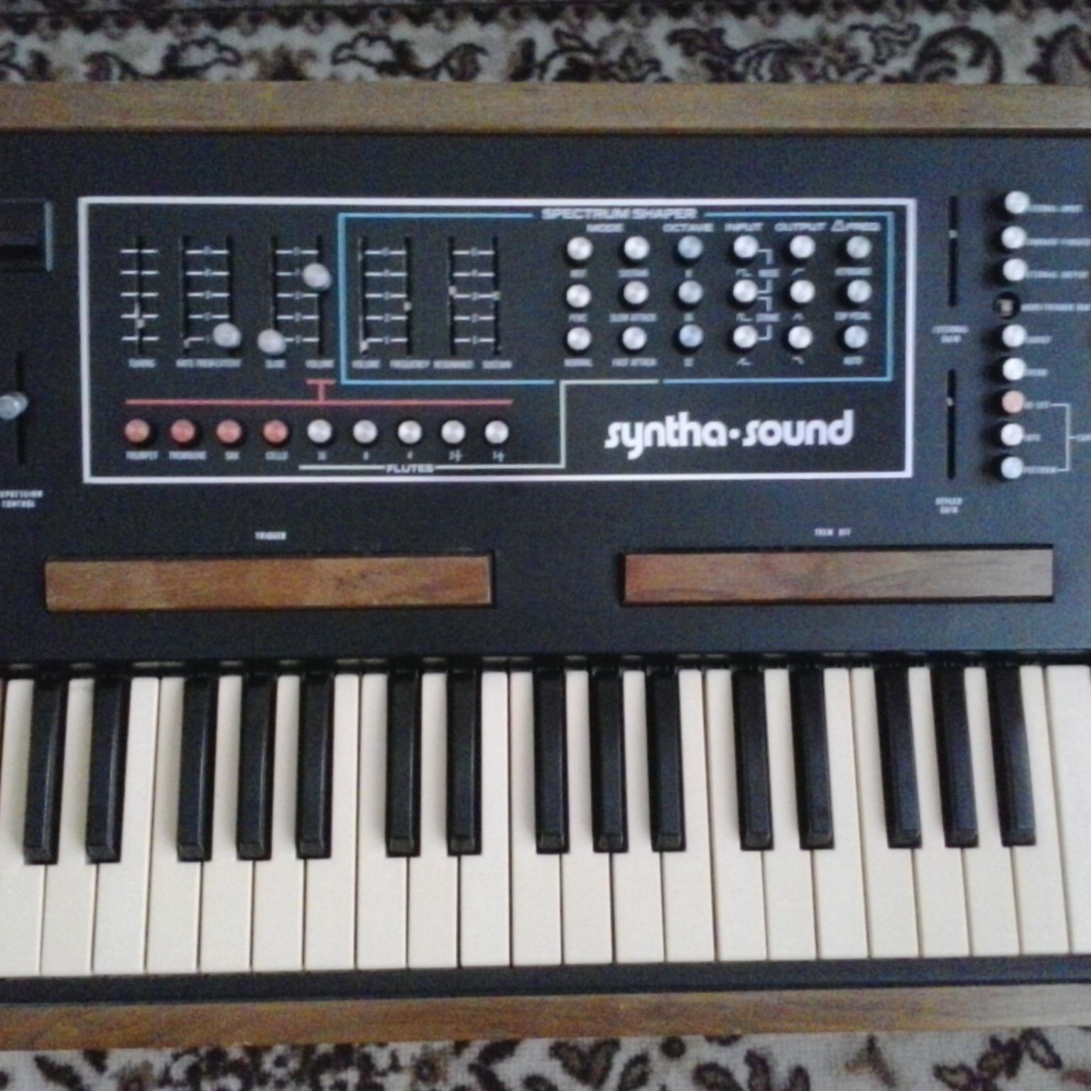 Vintage Baldwin Syntha Sound