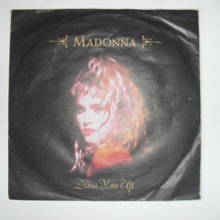 VINYL platňa SP: Madonna